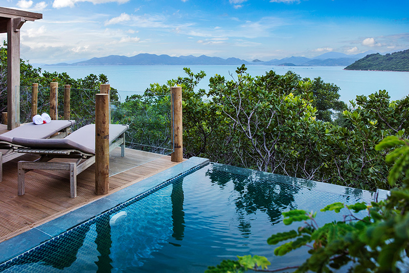 L'alyana Ninh Vân Bay view biển