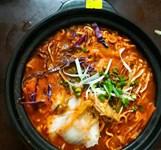 Phố Mì Cay Seoul 12 Cấp Độ