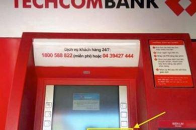 ATM Ngân Hàng Techcombank Nha Trang