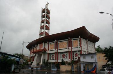 Nhà Thờ Giáo Xứ Phước Hải Nha Trang