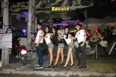 The Banana Club Nha Trang