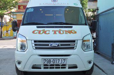Xe Cúc Tùng Nha Trang