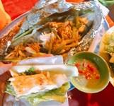 Cá Nướng Cô Uyên Nha Trang