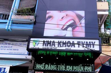 Nha Khoa TyMy Nha Trang