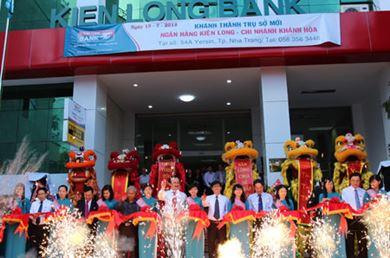 Ngân Hàng Kiên Long Nha Trang.