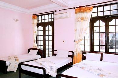 Khách Sạn Seaside Nha Trang