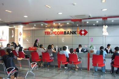 Ngân Hàng Techcombank Nha Trang