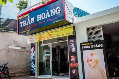 Hair Salon Trần Hoàng