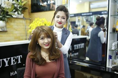 Tuyet Phan - Hair Salon