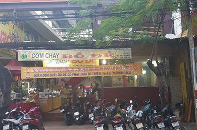 Quán Cơm Chay Bồ Đề Nha Trang