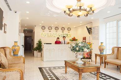 Pavillon Garden Hotel And Spa