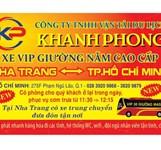 Xe Khanh Phong