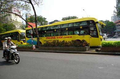 Nhà Xe Phương Nam Nha Trang