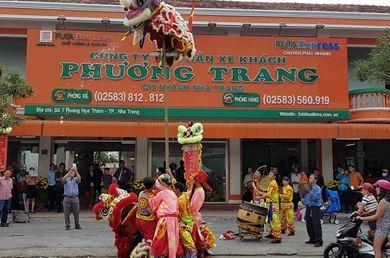 Nhà Xe Phương Trang Nha Trang