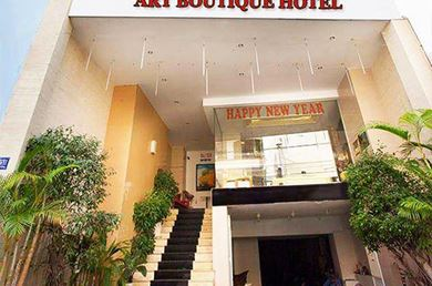 Khách Sạn Art Boutique Hotel (Khách sạn bali)
