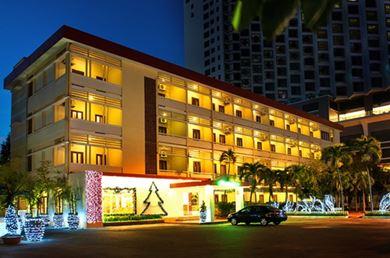 Khách Sạn Tropicana