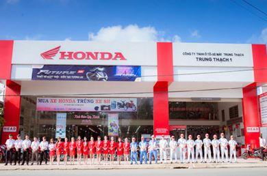 Đại Lý Xe Máy Honda Nha Trang