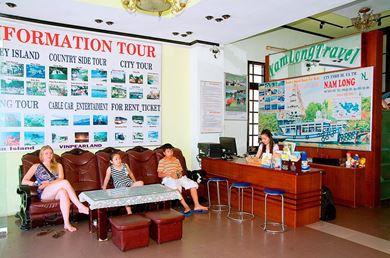 Khách Sạn Thành Đô Nha Trang