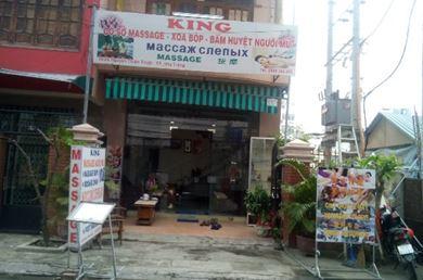 King Massage Người Mù Nha Trang
