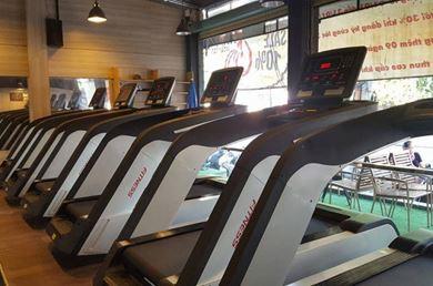 Olympic Nha Trang Gym & Fitness