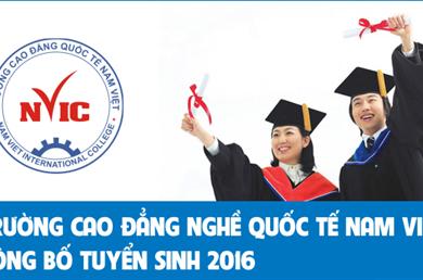 Trường Cao Đẳng Nghề Quốc Tế Nam Việt