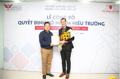 Trường Cao Đẳng Nghề Việt Mỹ - Phân hiệu Nha Trang