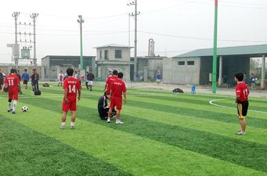 Sân Bóng Phước Long