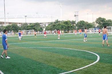 Sân Bóng Đá Vĩnh Hòa