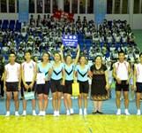 Nhà Thi Đấu Trường Đại Học Khánh Hòa