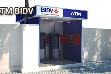 Hệ Thống ATM Ngân Hàng BIDV Nha Trang