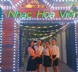 Nhạc Hoa Viên Garden Cafe Cam Ranh