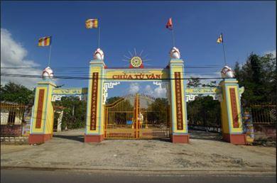Chùa Ốc Từ Vân Cam Ranh Khánh Hòa
