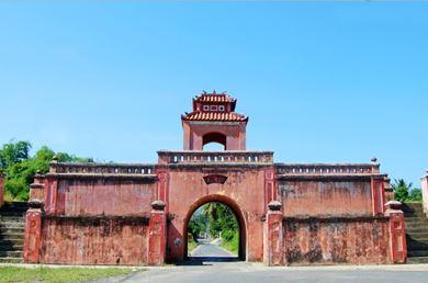 Thành Cổ Diên Khánh Nha Trang