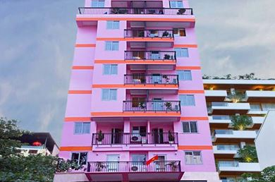 Khách Sạn Golden Rain 2 Nha Trang