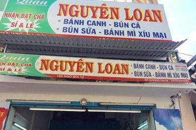 Bún Cá Nguyên Loan Nha Trang