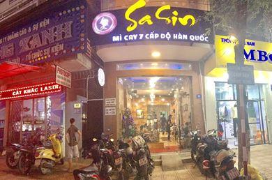 Mì Cay Sasin Nha Trang