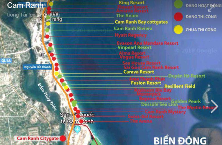 Bãi dài - du lịch vịnh Cam Ranh