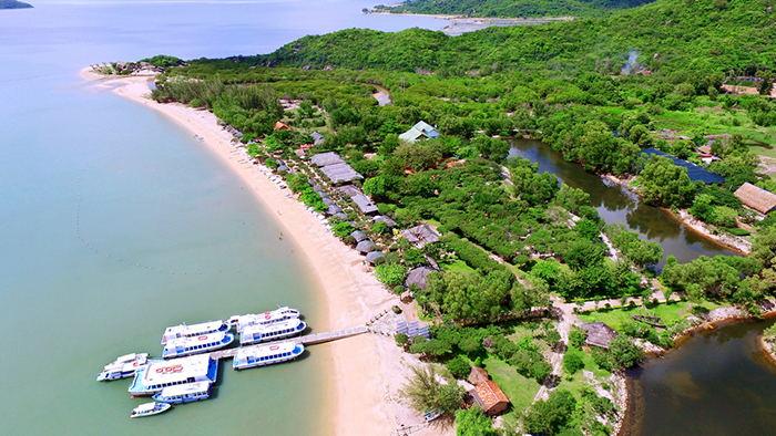 Đảo Hoa Lan Đầm Nha Phu Khánh Hòa