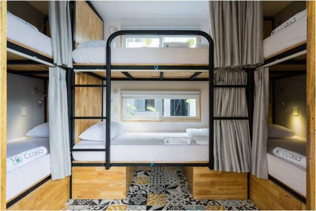 Cabin 6 giường