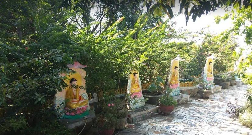 Chân dung các vị Phật