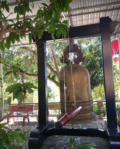 Chuông chùa Đa Bảo