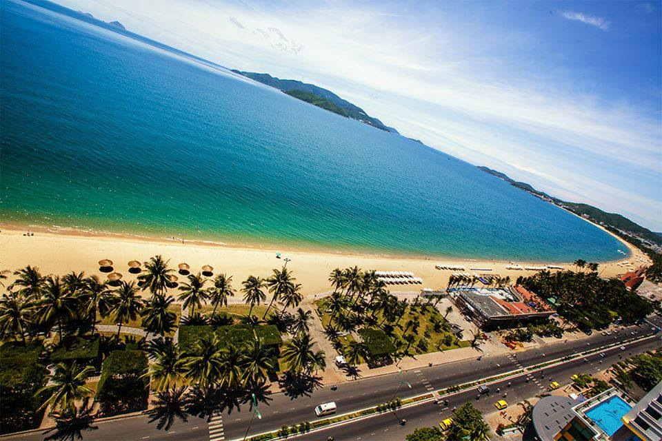 Bãi Biển Nha Trang Đường Trần Phú