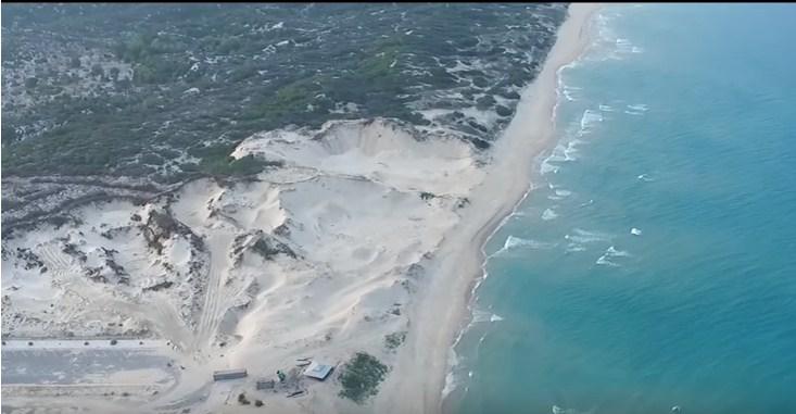 Bãi Dài là bãi biển đẹp nhất nhì Nha Trang