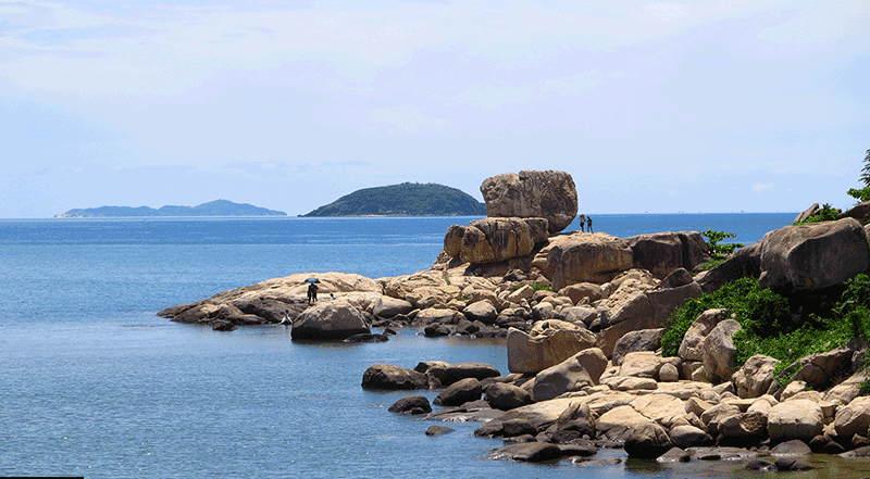 Bãi Dương Hòn Chồng