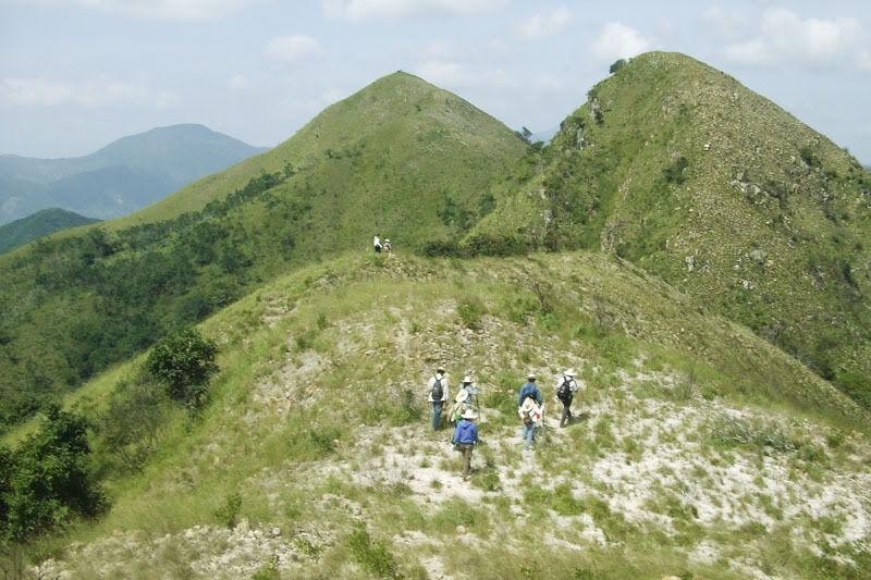 Đường leo núi cô tiên Nha Trang