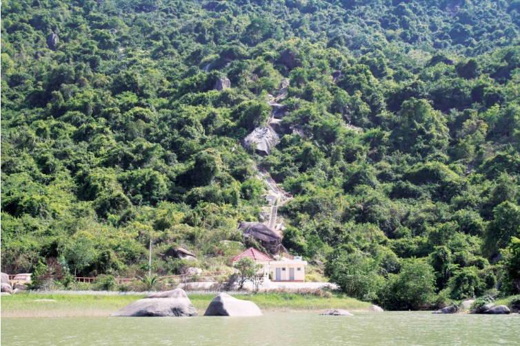 Khu du lịch sinh thái Hồ Kênh Hạ Nha Trang