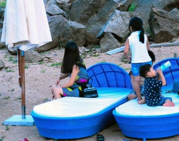 Nghỉ ngơi, thư giãn tại Hồ Kênh Hạ Nha Trang