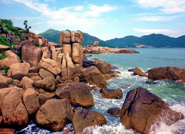 Khu du lịch Hòn Chồng Nha Trang