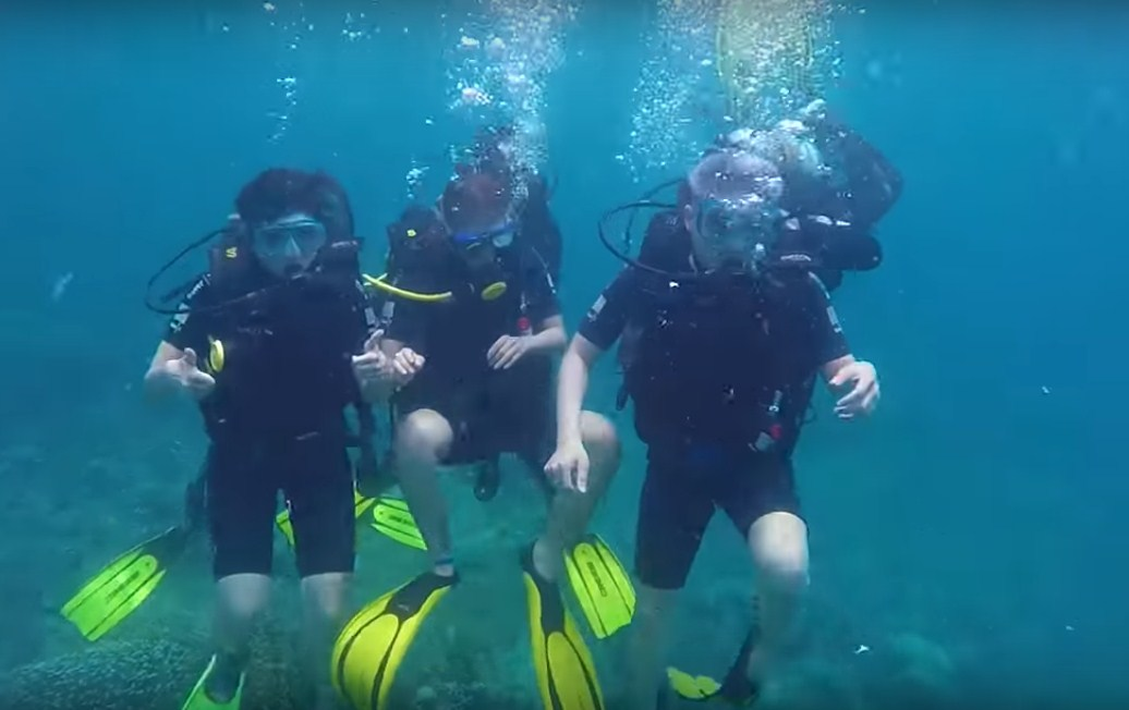 Kinh nghiệm lặn ngắm san hô