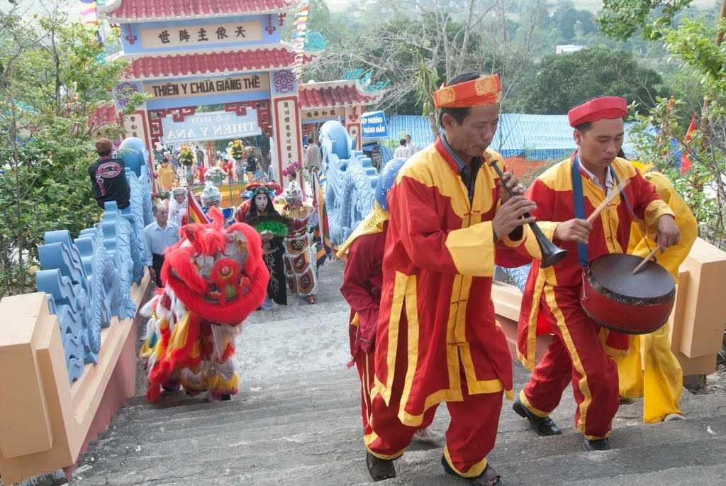 lễ hội Am Chúa Nha Trang